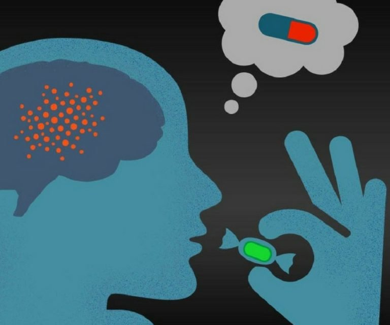 memory plus and placebo effect Arriving at a tidy definition of the placebo effect is difficult, but here's a try: it's a favorable response to a medical intervention — a pill, a procedure, a counseling session, you name it — that doesn't have a direct physiological effect.