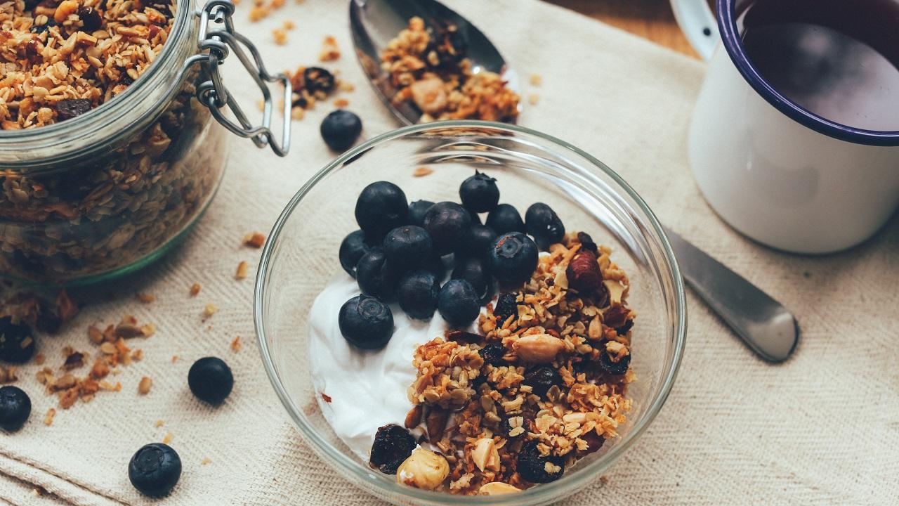 Ev yapımı şekersiz granola tarifi