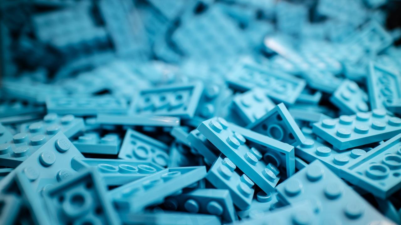 LEGO bitkileri kullanarak sürdürülebilir parçalar üretti