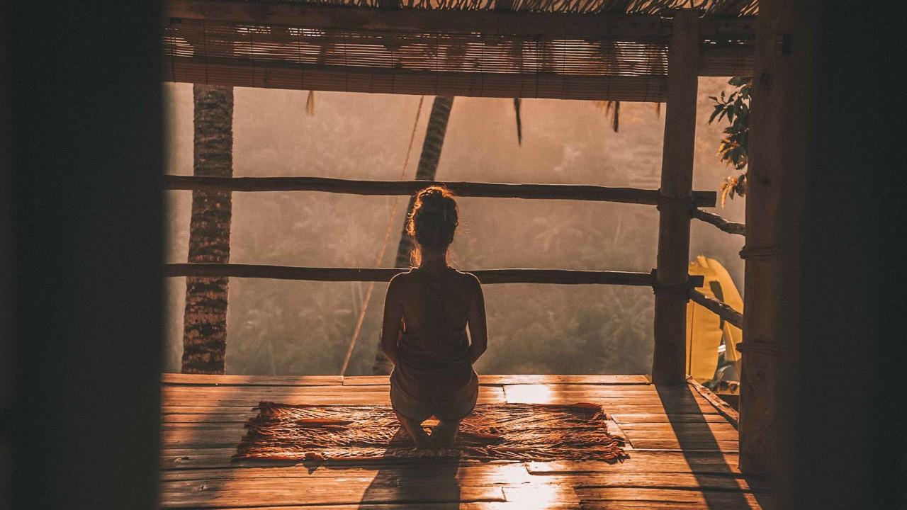 Daha huzurlu bir yaşam için bahanelerden sıyrılıp meditasyona başlayabilmek