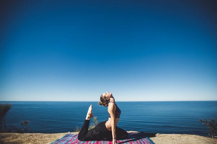 Yogaya bir de bu açıdan bakın