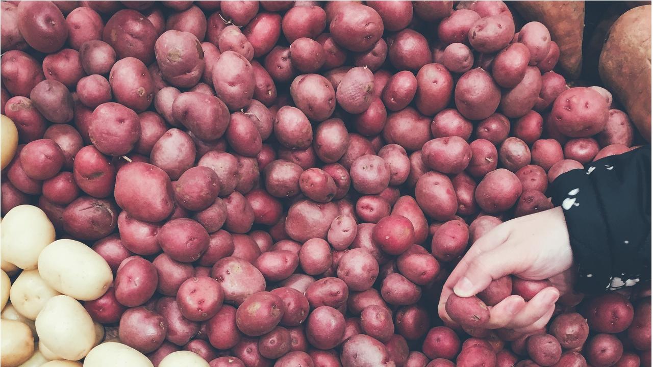 Tatlı patatesten enerji ve protein deposu fit tatlı tarifi