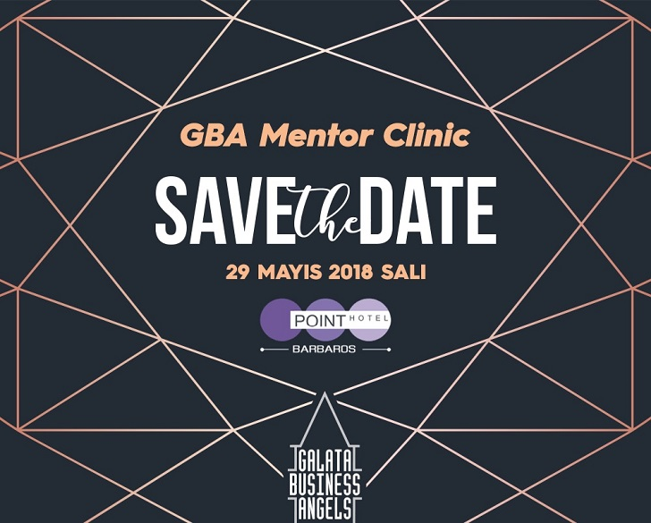 Girişimciler ve mentorlar altıncı kez daha bir arada: GBA Mentor Clinic 29 Mayıs'ta