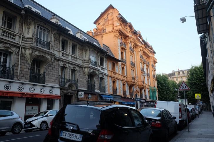 Dışı Fransız içi İtalyan: Nice