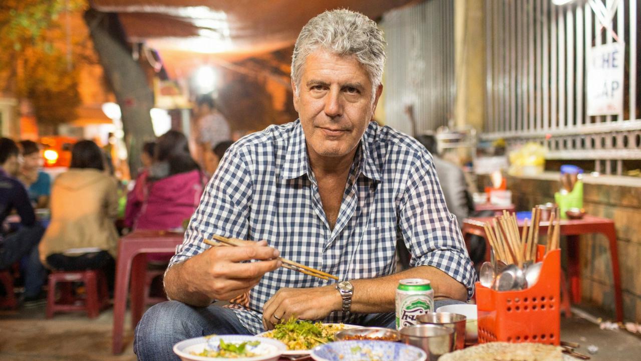 Yemeği insan hikayeleriyle birleştiren şefin öyküsü: Anthony Bourdain
