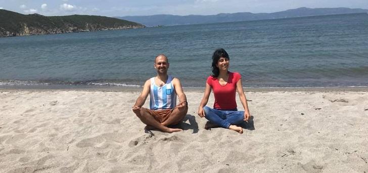 Sağlıklı tatil alternatifi: Bütünsel bitkisel beslenme ve yoga kampı