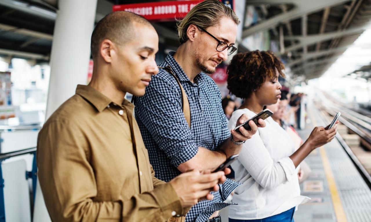 Cep telefonunuza gerçekten bağımlı olabilir misiniz?