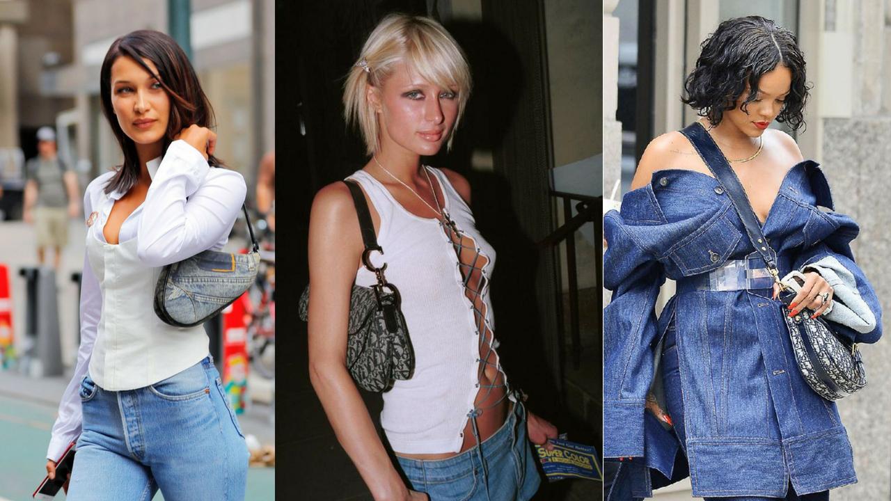 Yeniden doğuş: Dior Saddle Bag'in geri dönüşü