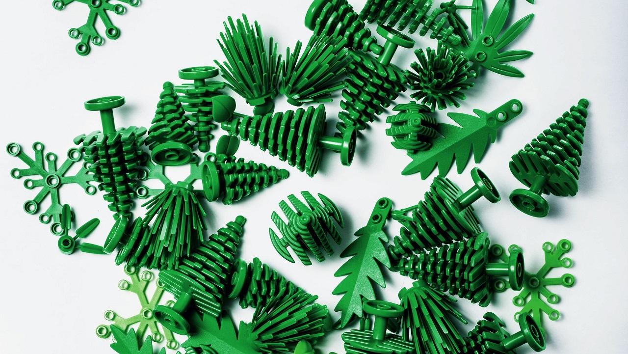Şeker kamışının en yeni kullanımı: LEGO'dan sürdürülebilir doğa dostu parçalar