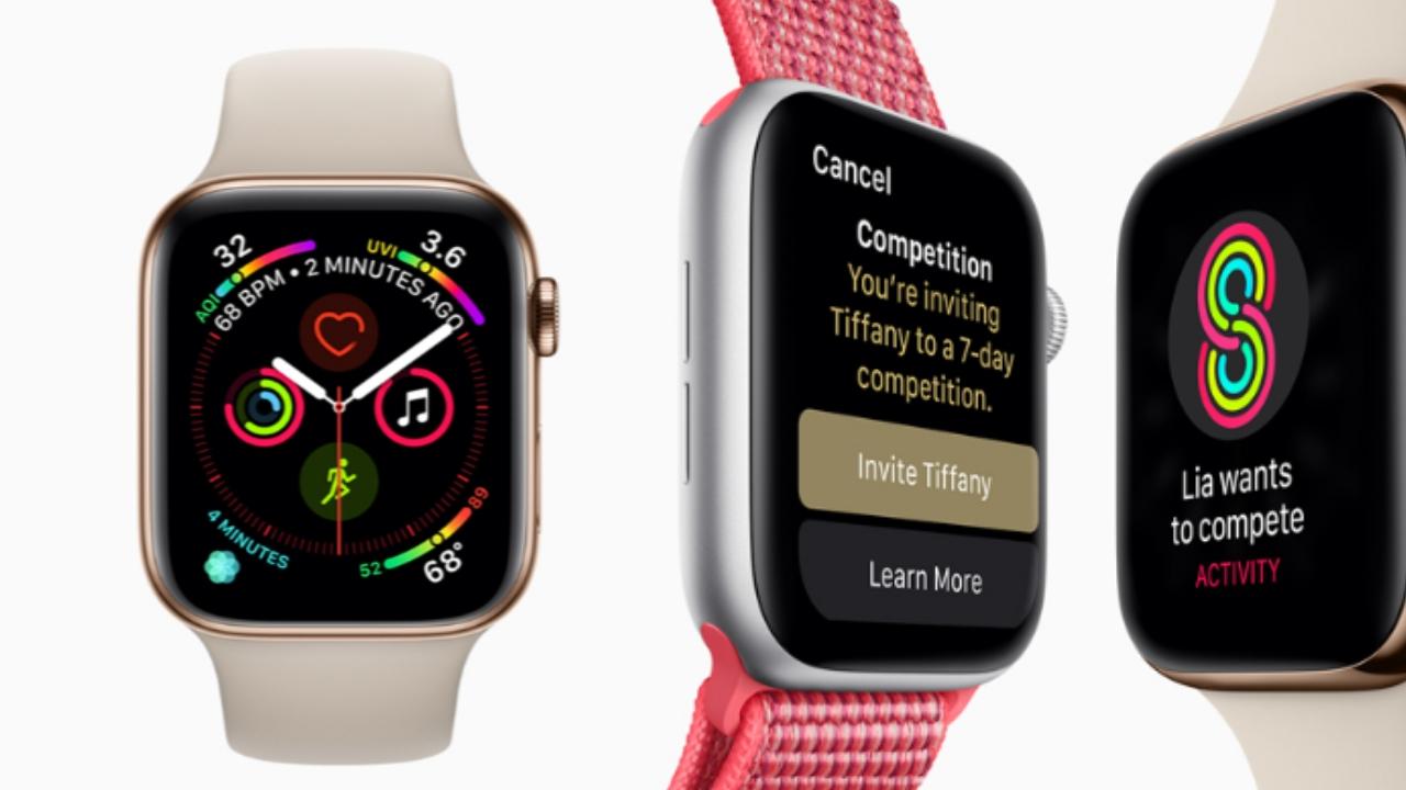 Apple Watch Series 4: Fitness ve sağlık yetenekleri bir arada