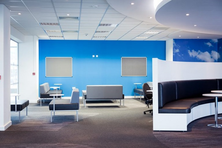 Ofisiniz için en güzel epoksi zemin kaplama örnekleri