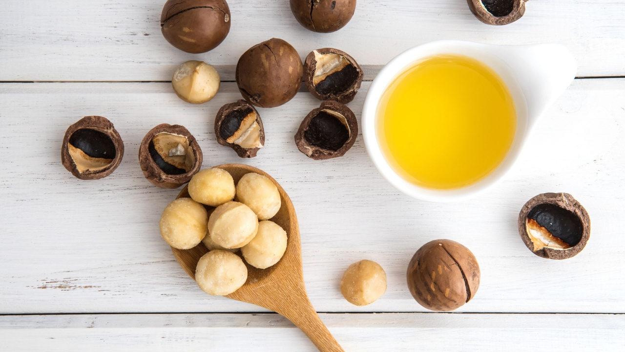 Macadamia yağının faydalarını biliyor musunuz?