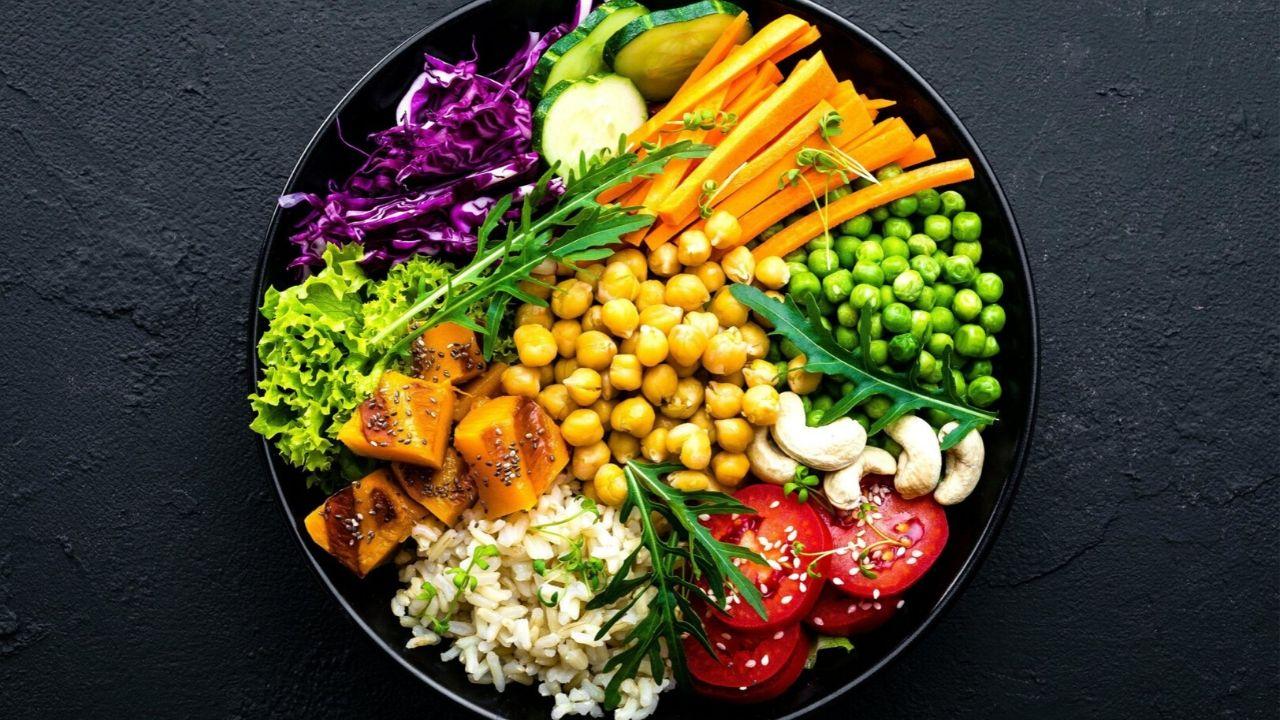 Healthy eating: What do the colors on your table tell you?