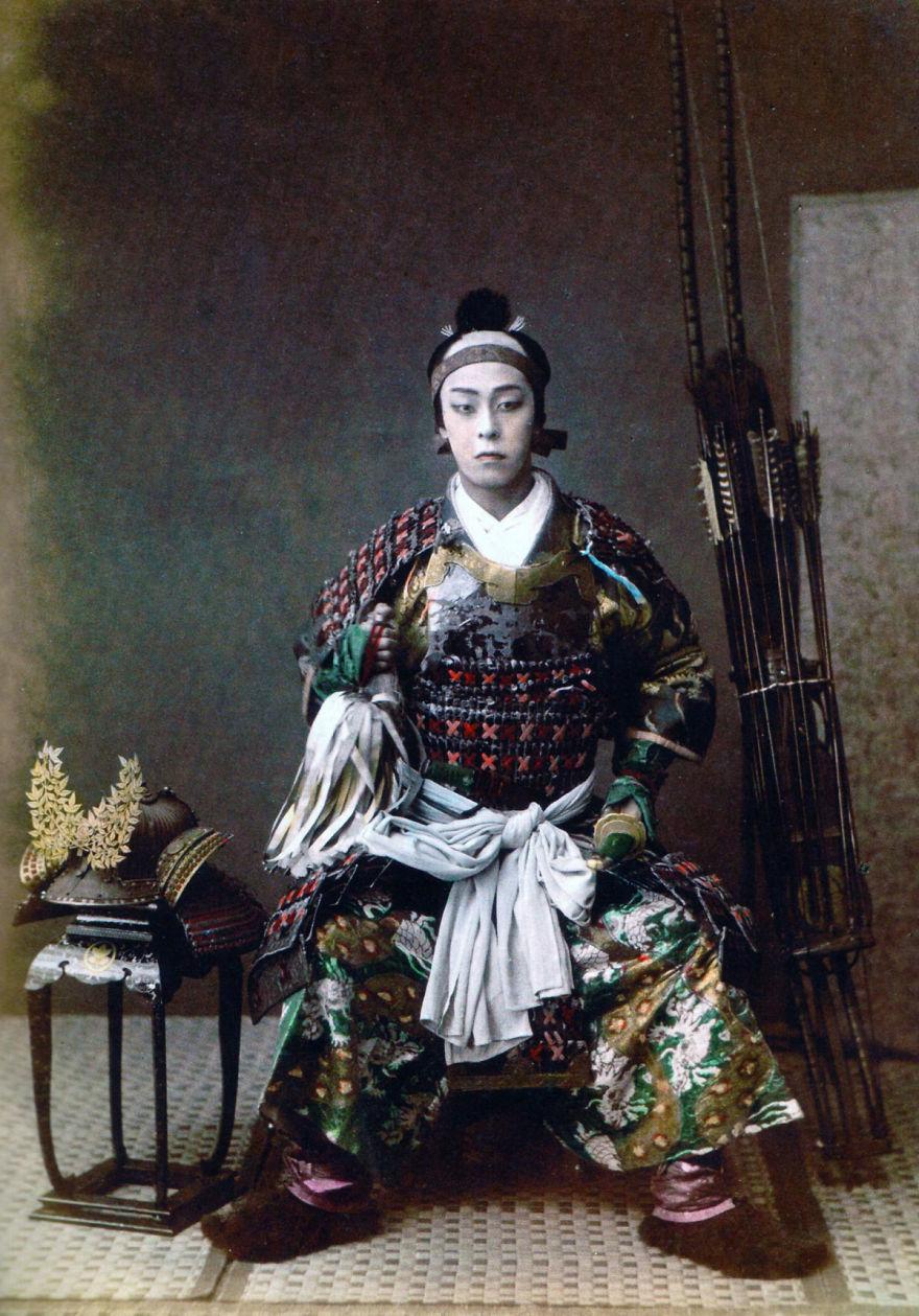 Oturan Samuray