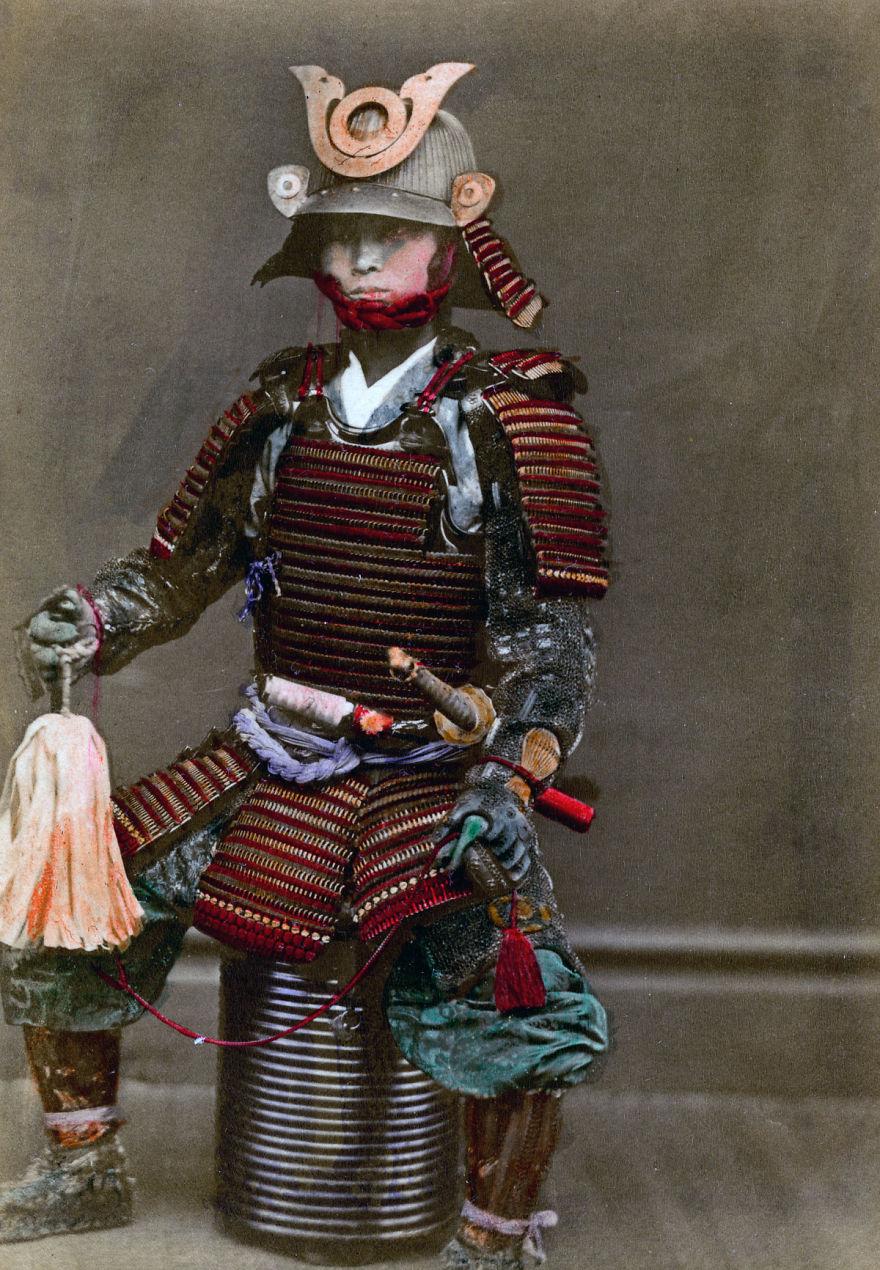 Savaşçı samuray
