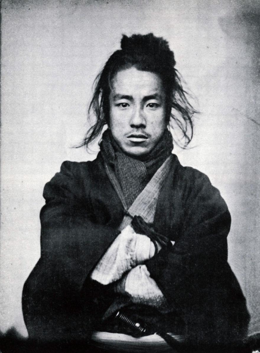Samuray fotoğrafı