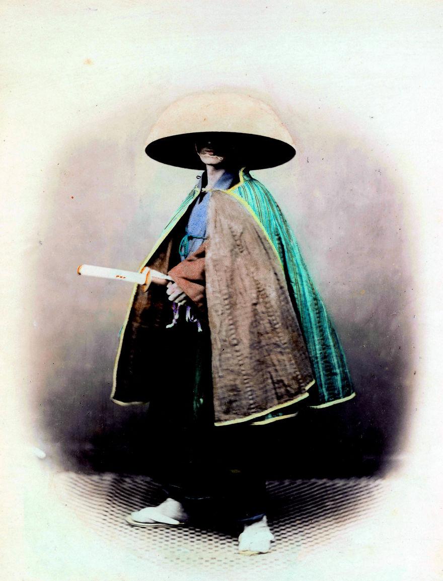 1800'lü yıllardan ender fotoğraflarla son Samuraylar