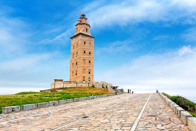 Herkül Kulesi — İspanya