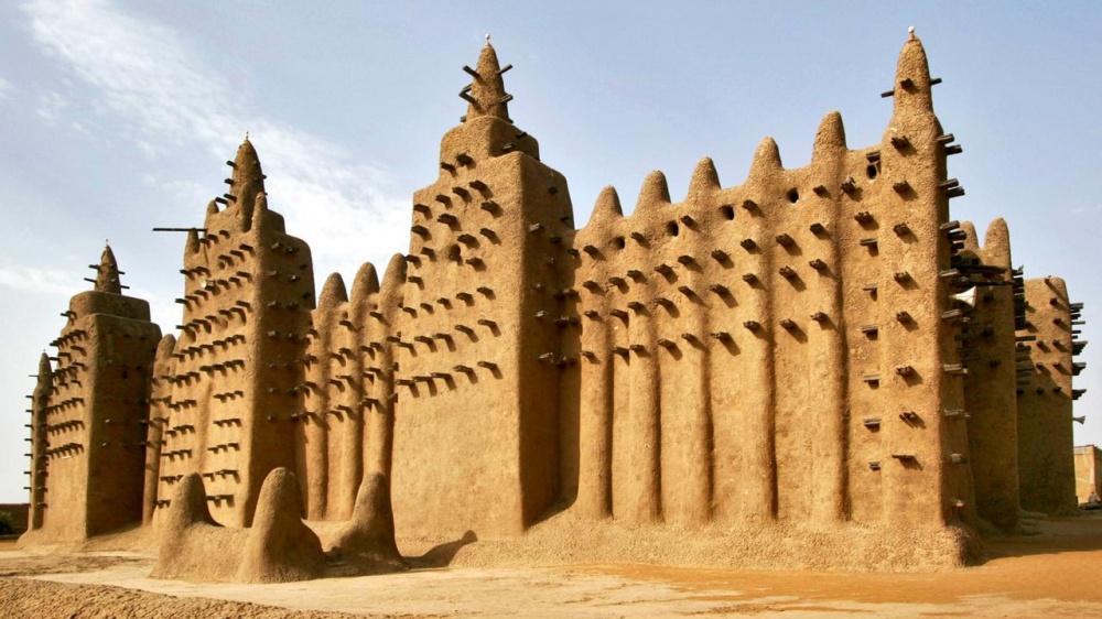 CenneBüyükCamii,Mali