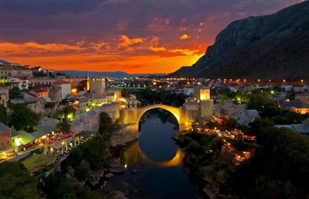 MostarKöprüsü,BosnaHersek