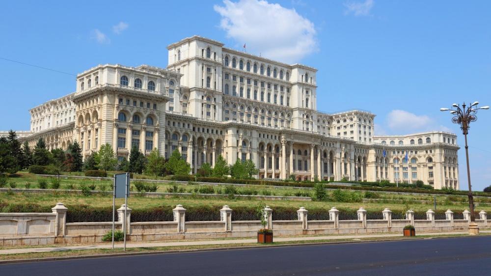 ParlamentoBinası,Romanya