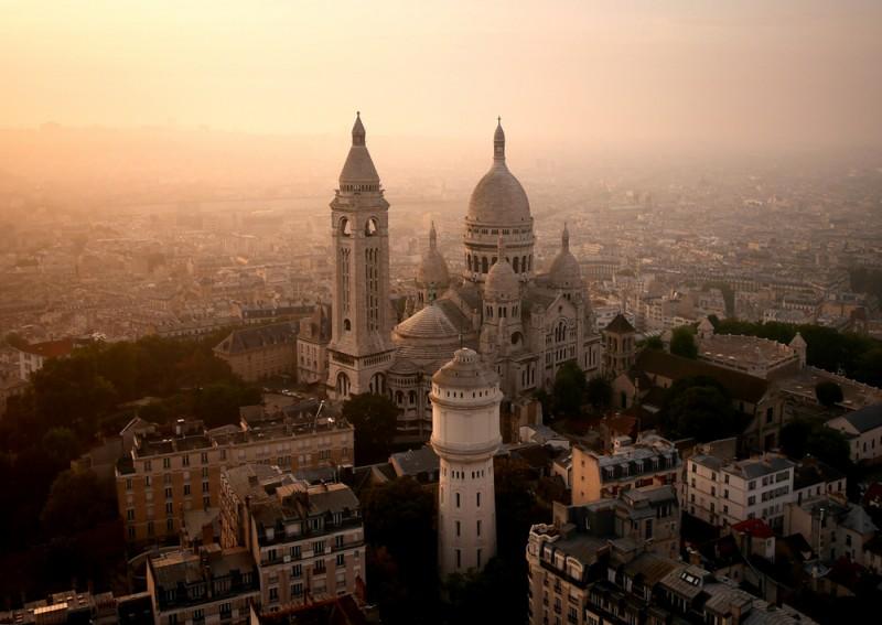 Sacré Cœur,Paris,Fransa