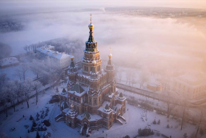 Peter ve Paul Katedrali, Sankt Petersburg, Rusya