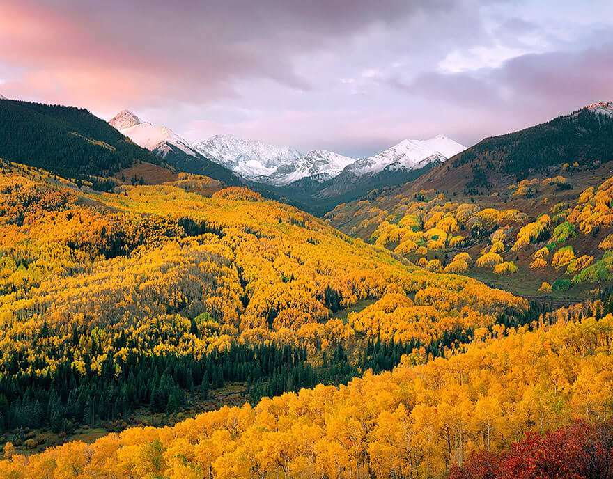 Capitol Creek Vadisi, Colorado