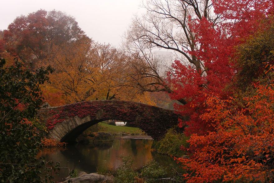 Gapstow Köprüsü, New York