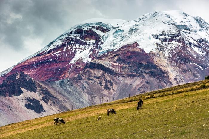 Chimborazo, Ekvator