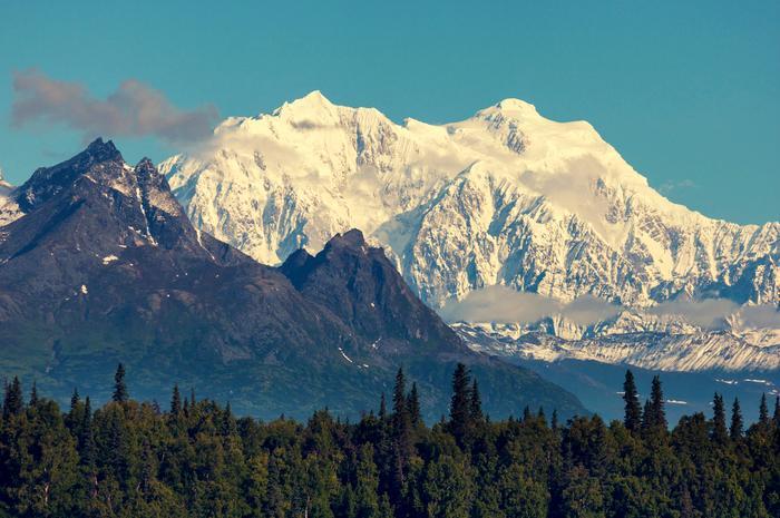 Denali Dağı, Alaska