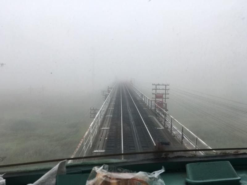 Tren makinisti