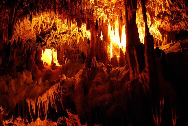 Damlataş Mağarası, Türkiye