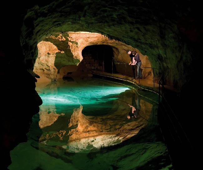 Jenolan Mağaraları, Avusturalya