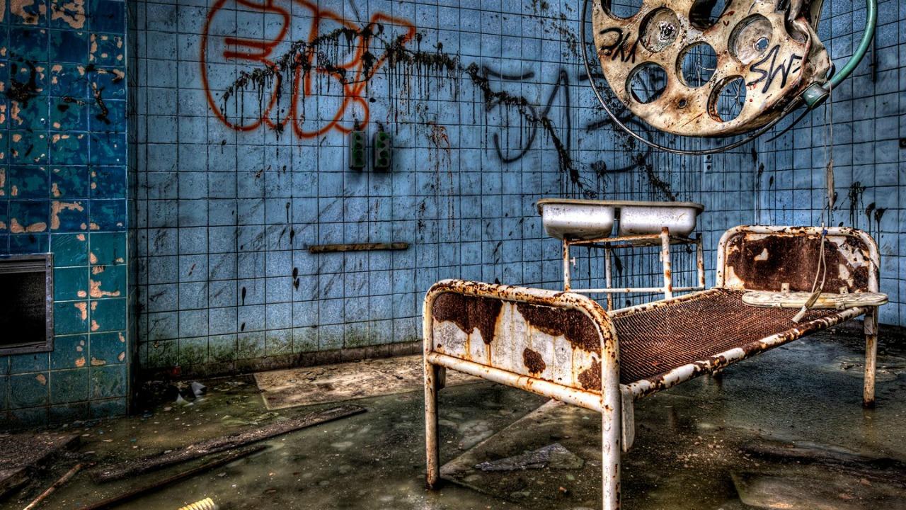 Beelitz HeilstättenHospital,Beelitz,Almanya