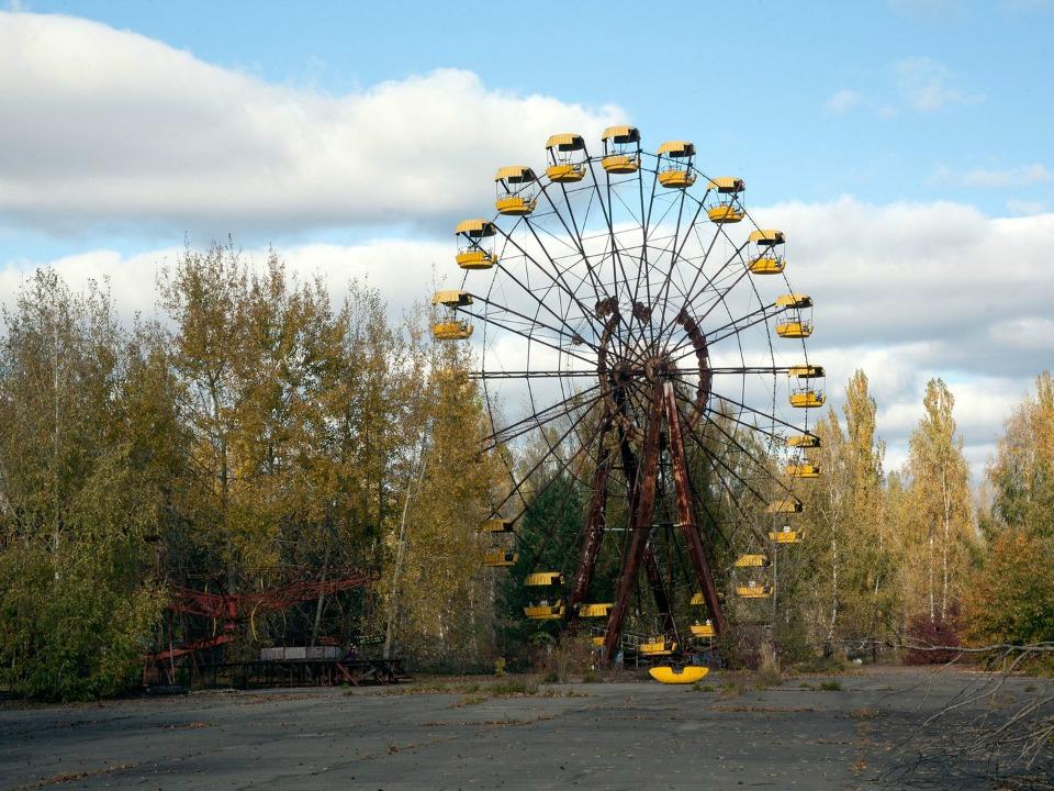 Pripyat, Ukrayna