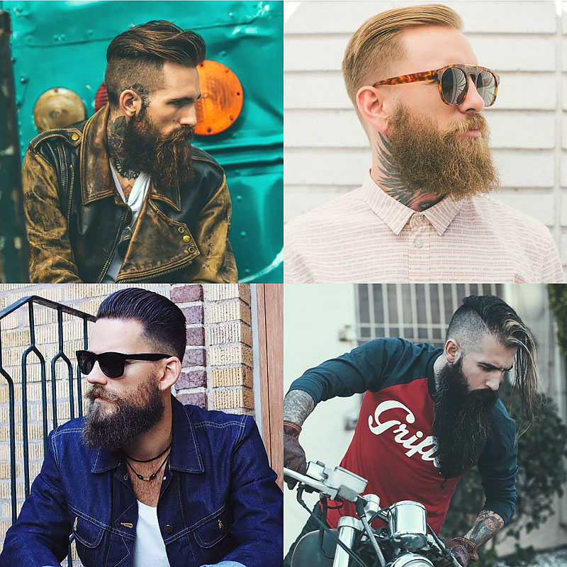 erkek sakal modelleri alternatif sac kesimi ve sakal