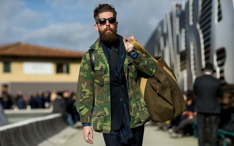 erkek sakal modelleri bushy karisik