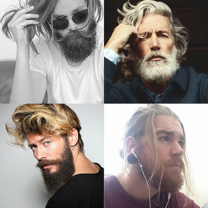 erkek sakal modelleri daginik sac sakal