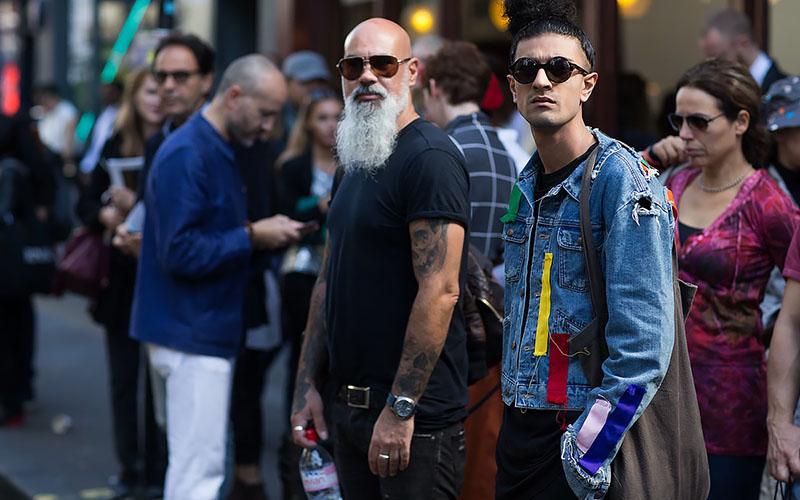 erkek sakal modelleri motorcu