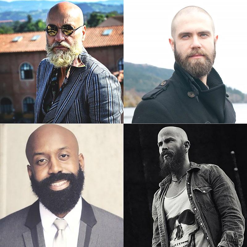 erkek sakal modelleri uzun sakallar kisa saclar