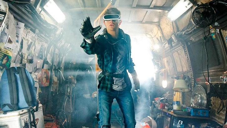 filmleri ready player one