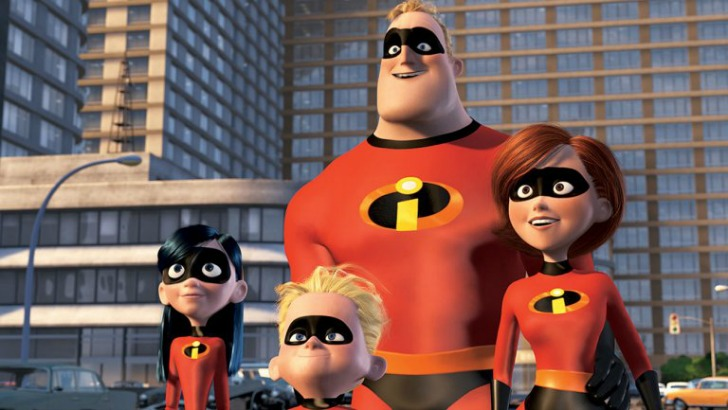 filmleri the incredibles