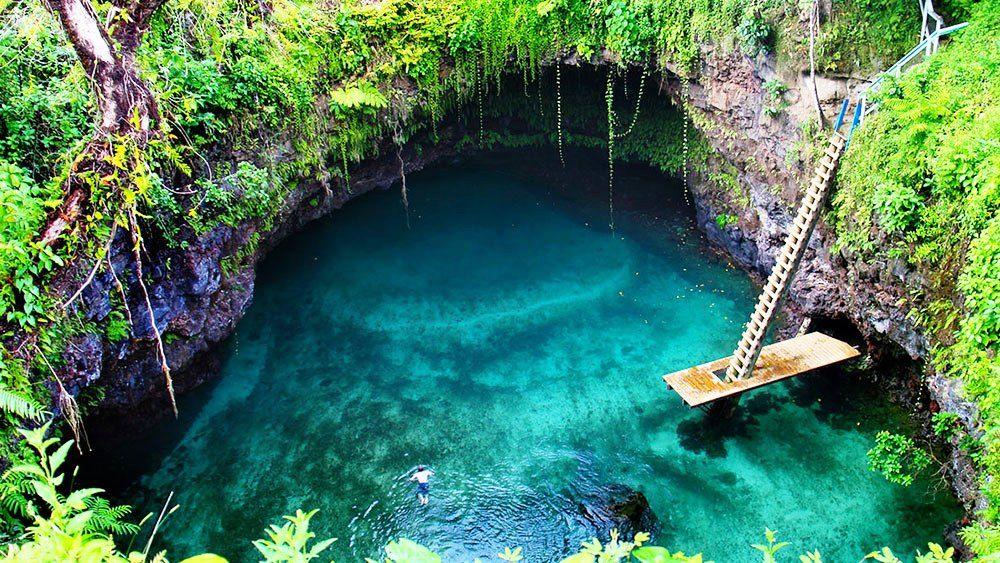 To Sua Okyanus Çukuru, Samoa