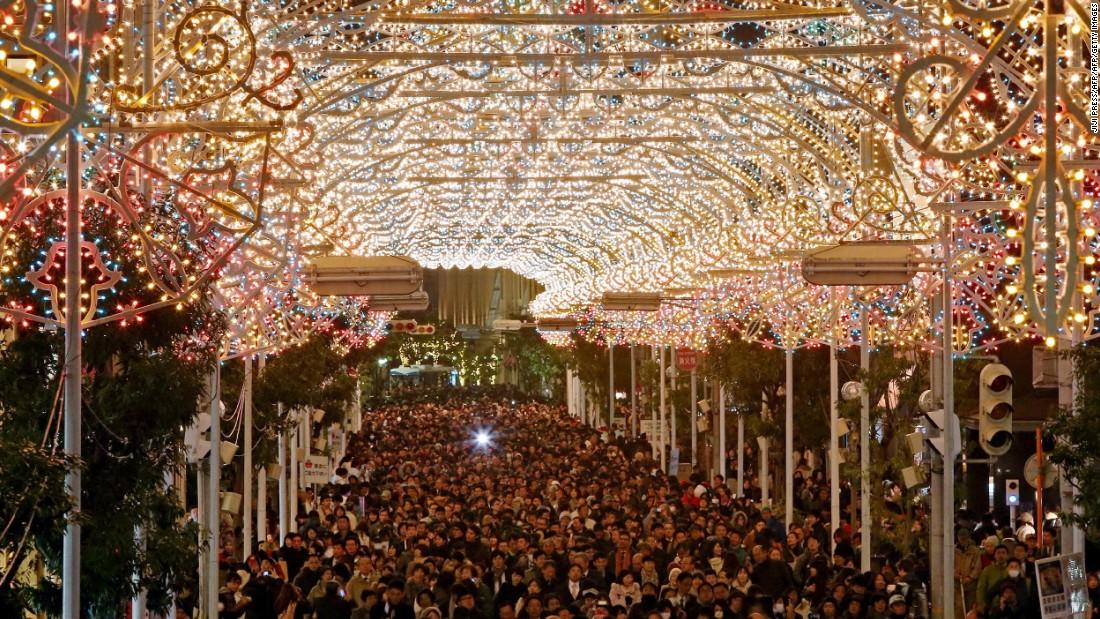 KobeLuminarie Japonya