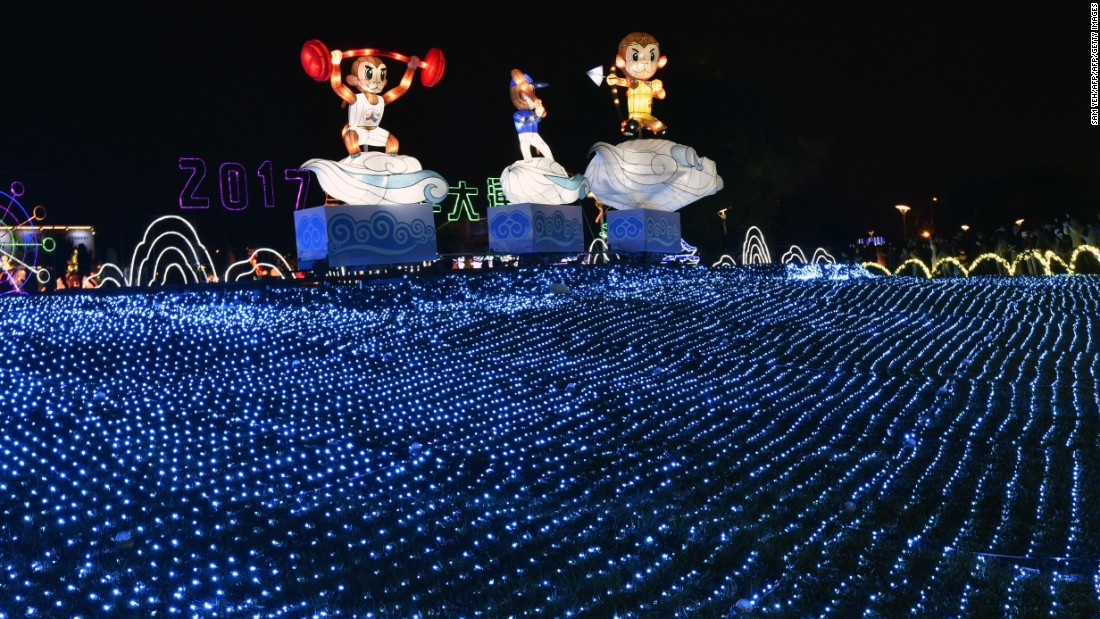 LunarLanternFestival Tayvan