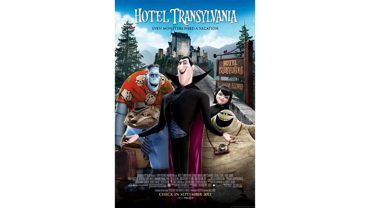 Hotel Transylvania / Otel Transilvanya (2012)