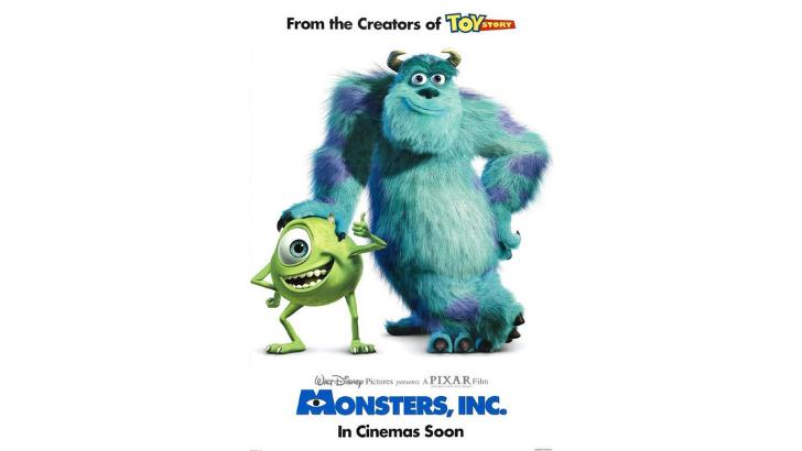 Monsters, Inc. / Sevimli Canavarlar (2001)