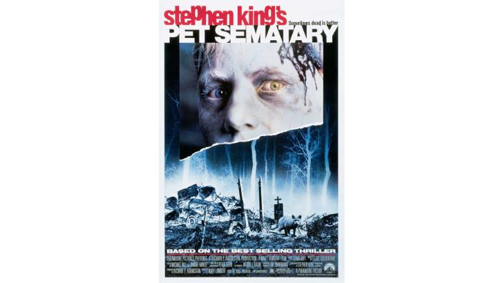 Pet Sematary / Hayvan Mezarlığı (1989)