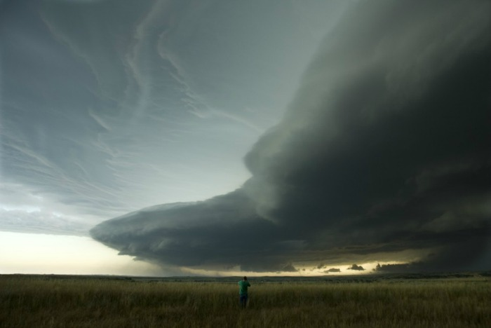 shelf cloud north dakota